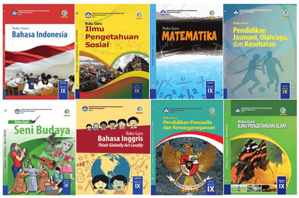 Buku Guru Kelas 9 SMP/MTs K13 Revisi 2018