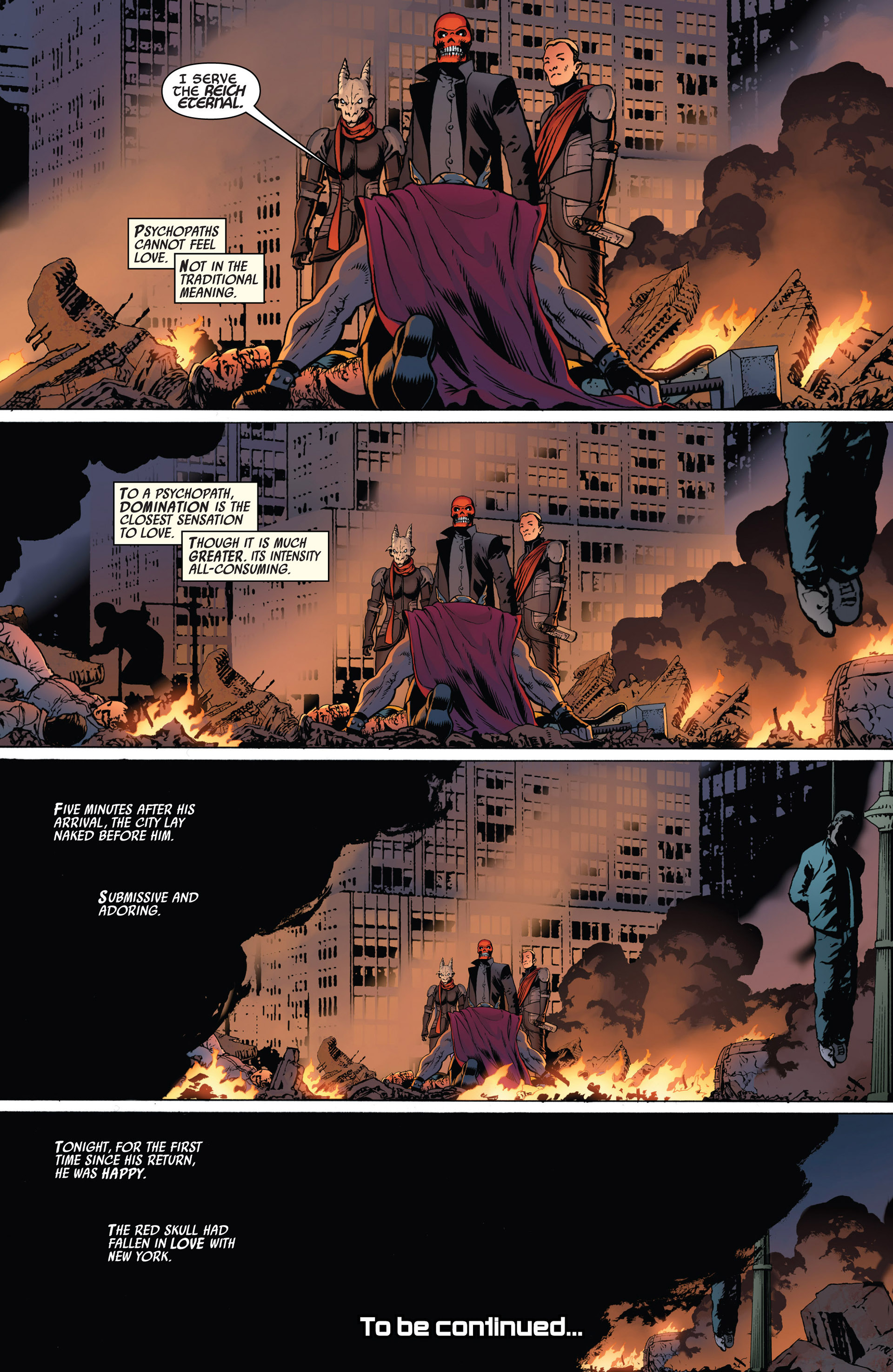 Read online Uncanny Avengers (2012) comic -  Issue #3 - 22