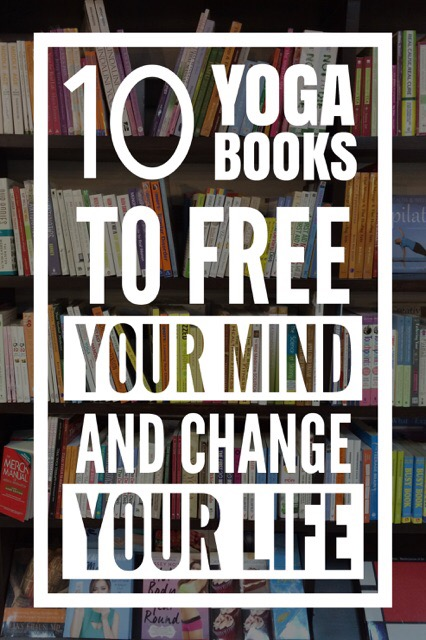 Yoga Books to Free Your Mind