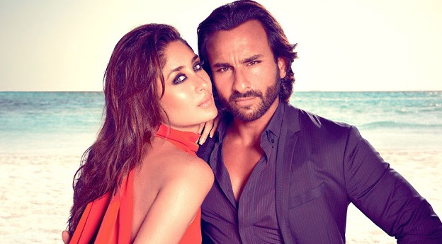 Pasangan Selebriti Hollywood Benarkan Pasangan Bercium
