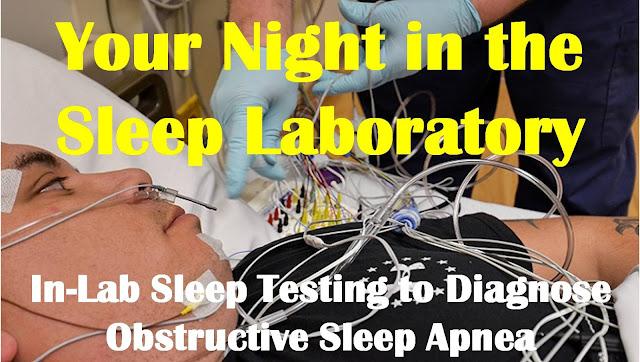 Your Night in the Sleep Laboratory   In-Lab Sleep Testing to Diagnose Obstructive Sleep Apnea