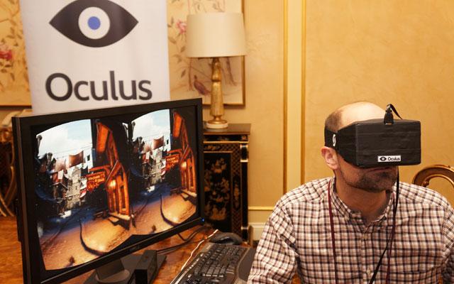 Bermain VR dengan Oculus Ritft Tak Perlu PC Spek Tinggi