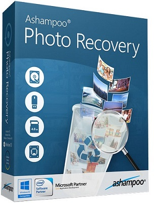Ashampoo Photo Recovery 1.0.4 poster box cover