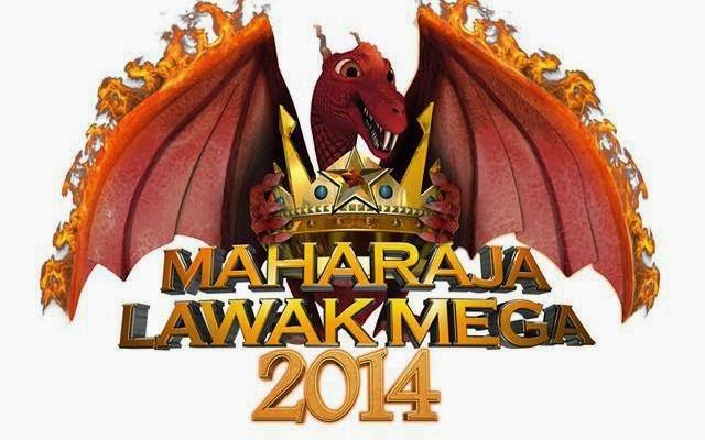 MahaRaja Lawak Mega [2014] Minggu 8