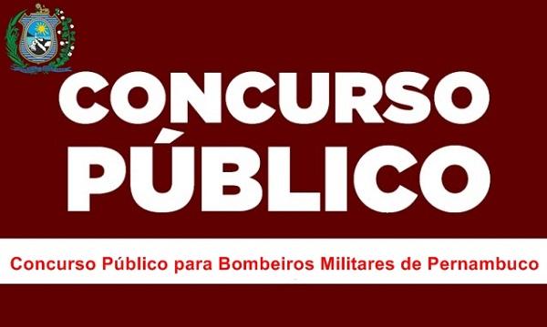 Concurso Público para Bombeiros Militares segue com inscrições abertas em Pernambuco