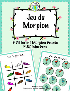 Jeu du Morpion Game Boards