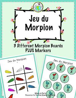 Jeu du Morpion Game Boards