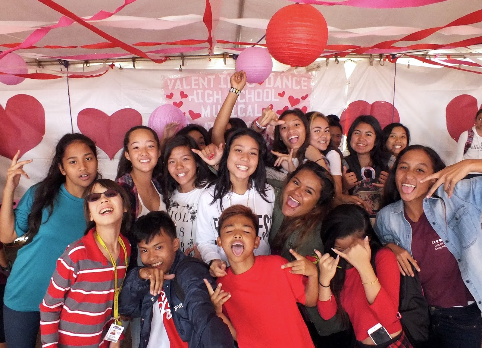 Highlands Intermediate Student Activities Valentine S Day Dance