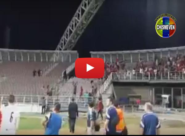 Violencia en el fútbol - Los Venezolanos somos animales?