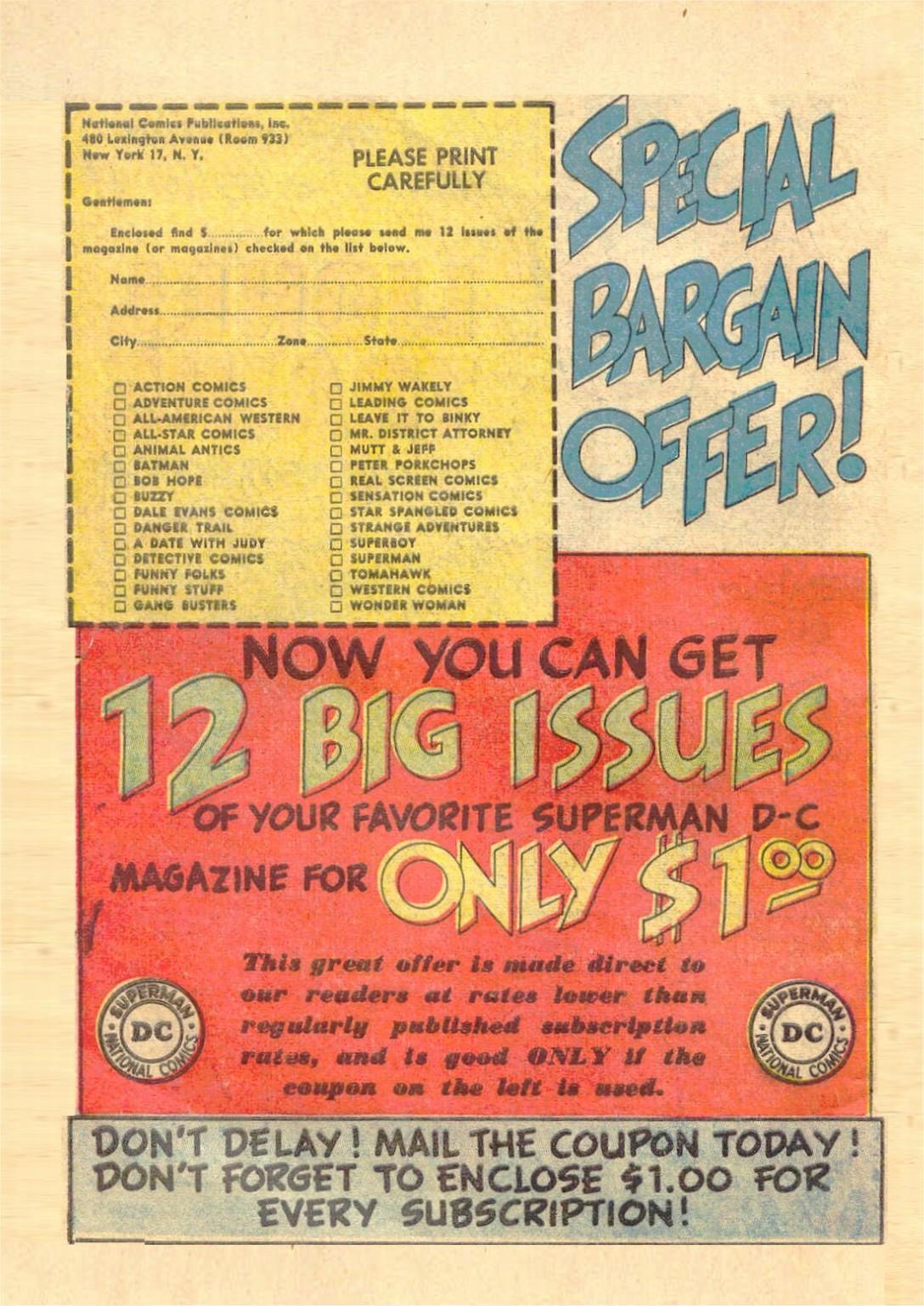 Action Comics (1938) 151 Page 48