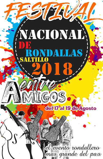 festival de rondallas saltillo 2018