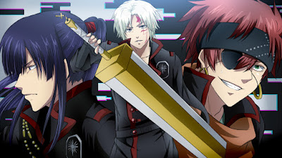 D.Gray-man Hallow