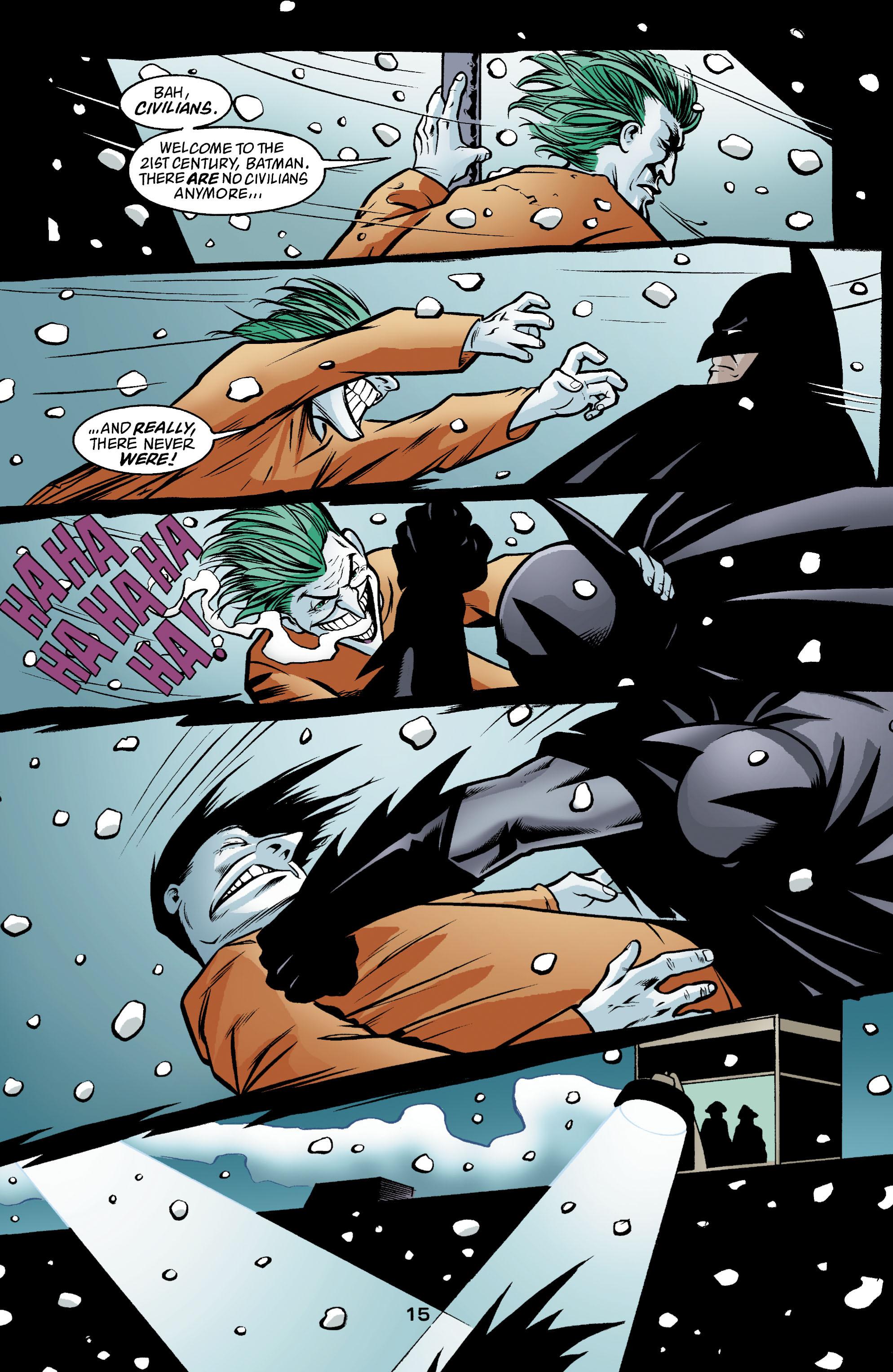 Detective Comics (1937) 781 Page 15