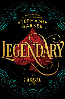 Cover Image of Legendary by Stephanie Garber