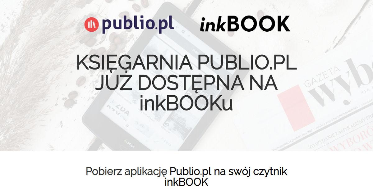 Księgarnia publio dostępna na czytnikach InkBOOK