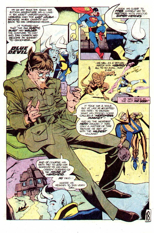Read online Secret Origins (1986) comic -  Issue #24 - 19