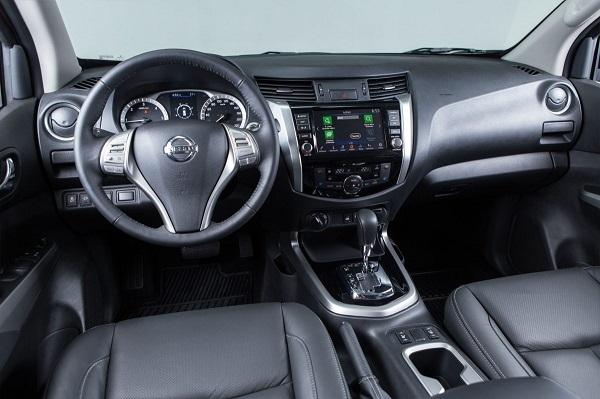 Nissan Frontier Argentina 2019 Interior