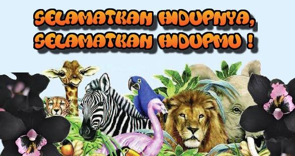pelestarian hewan dan tumbuhan
