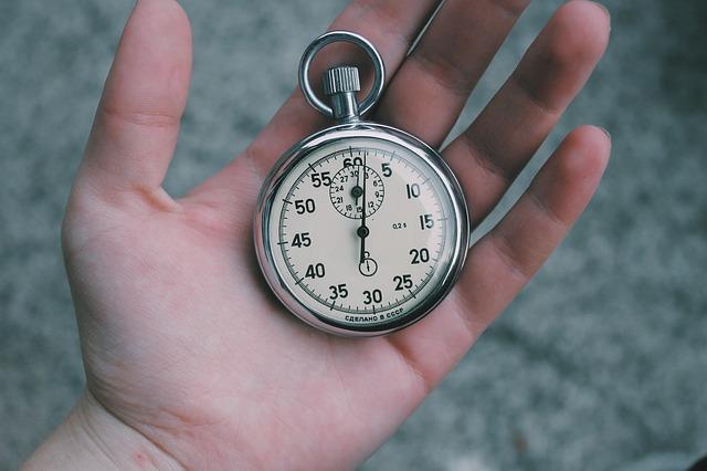 contoh tepat waktu