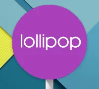 android lollipop icon
