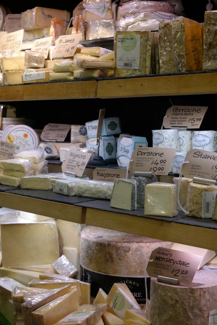 juustovalikoima