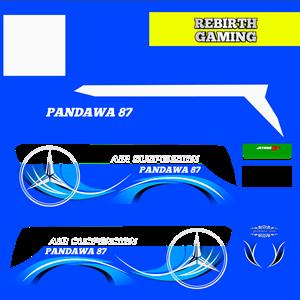 New Pandawa 87 JB3 SHD