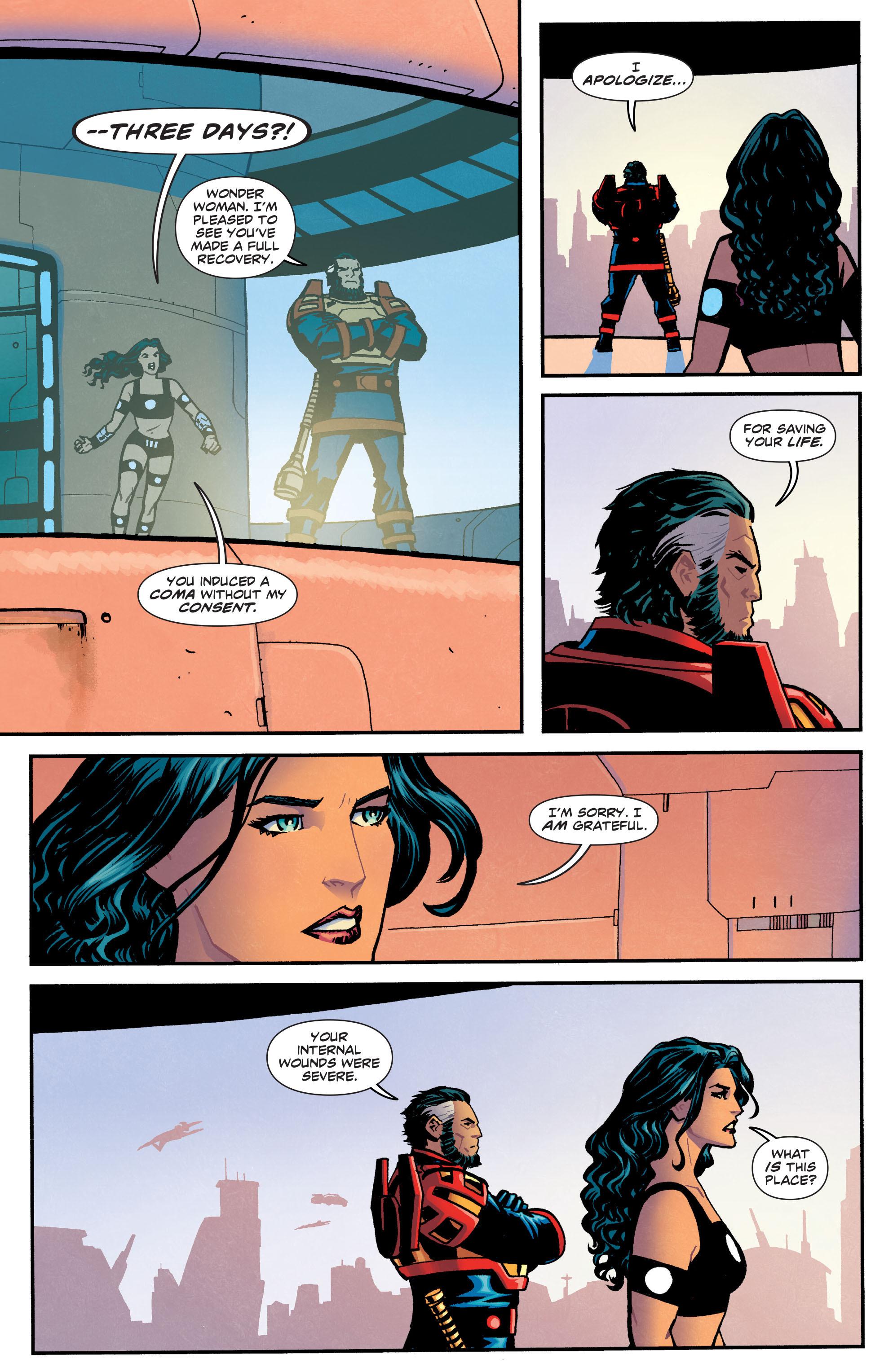 Read online Wonder Woman (2011) comic -  Issue #22 - 6