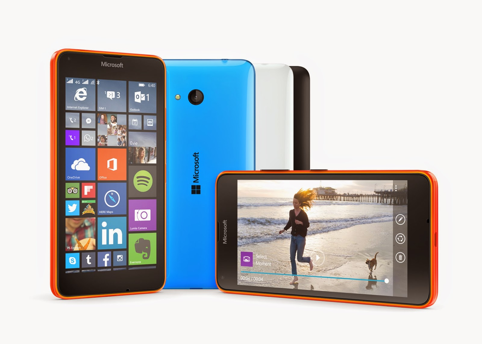 Microsoft unveils mid range Lumia 640 and Lumia 640 XL