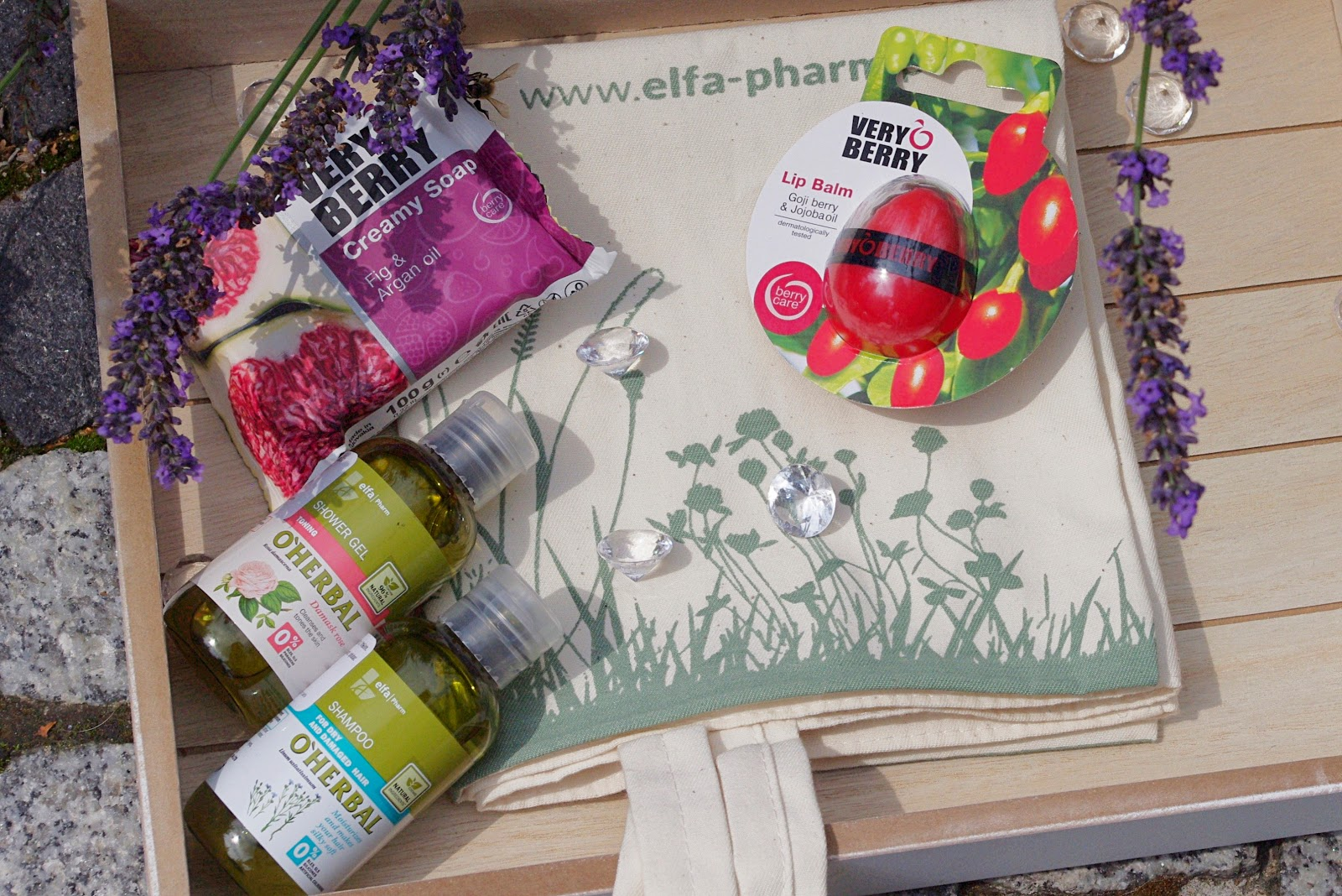 elfa pharm travel set