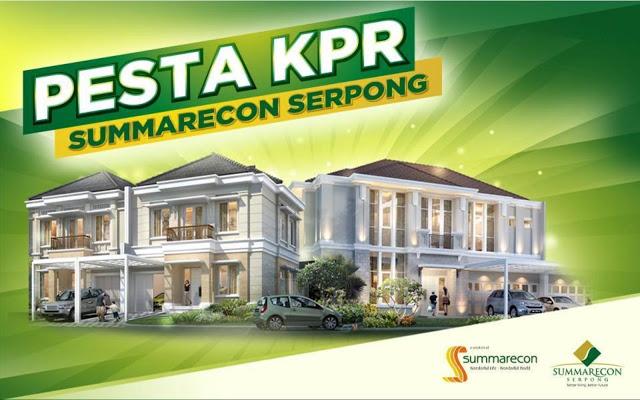 PESTA KPR Summarecon Serpong 2016