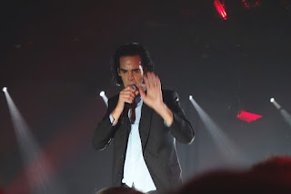 12.10.2017 Düsseldorf - Mitsubishi Electric Halle: Nick Cave & The Bad Seeds