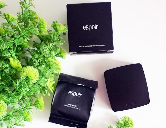 eSpoir, Pro Tailor Cushion EX #Petal Light