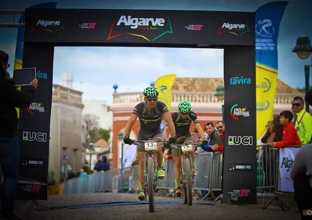 El Berria Factory Team tercero en  la prueba UCI Algarve Bike Challenge