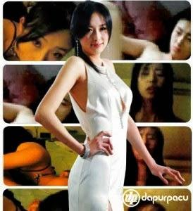 Zhai Ling bugil hot foto