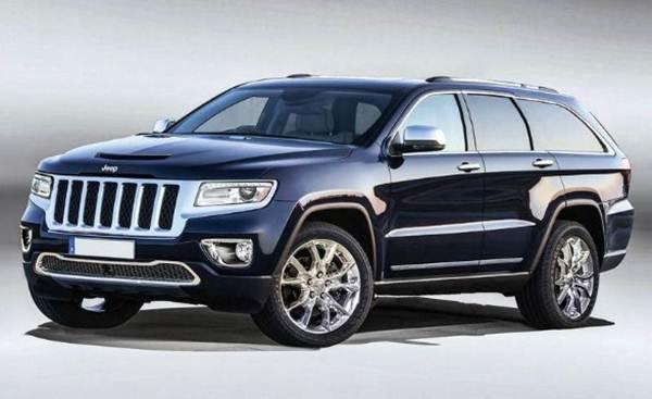 2017 Jeep Grand Wagoneer Specs Release