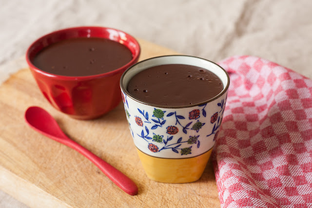 Domaći čokoladni puding
