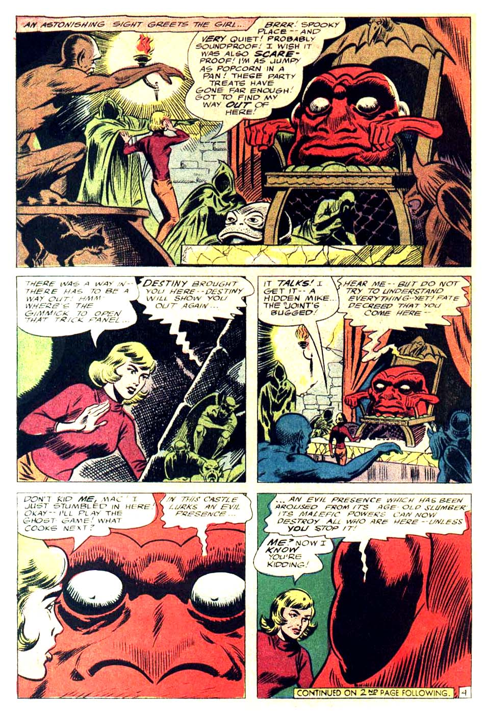 Strange Adventures (1950) issue 187 - Page 6