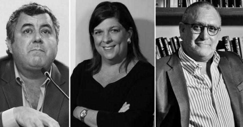 FIL 12017: Rosa María Palacios, Augusto Álvarez Rodrich y Juan Carlos Tafur presentan libro en la 22° Feria Internacional del Libro de Lima