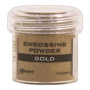 Ranger Embossing Powder, Gold