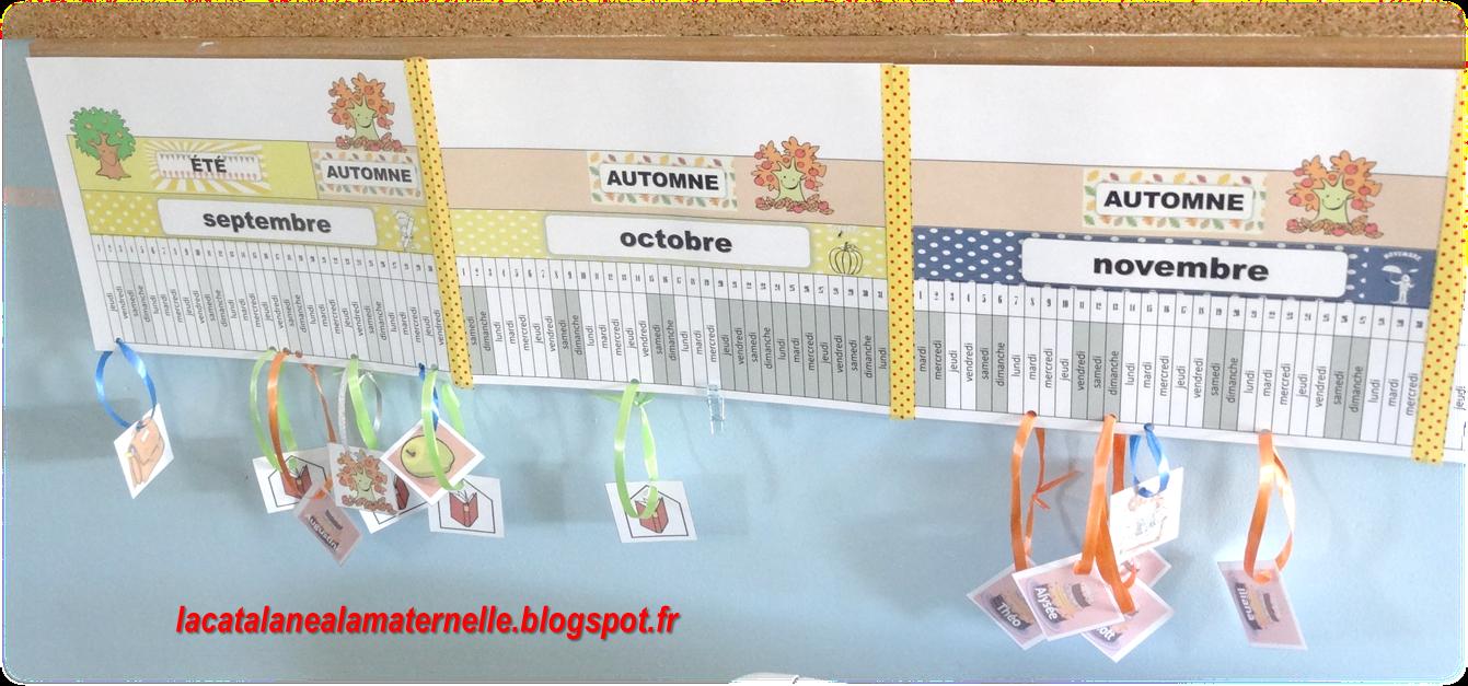 Lacatalane à La Maternelle La Poutre Du Temps Version 2016 2017