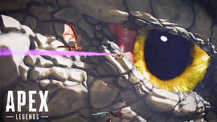 [Apex Legends] Liệu những chú rồng có xuất hiện trong Season 2 của tựa game này?