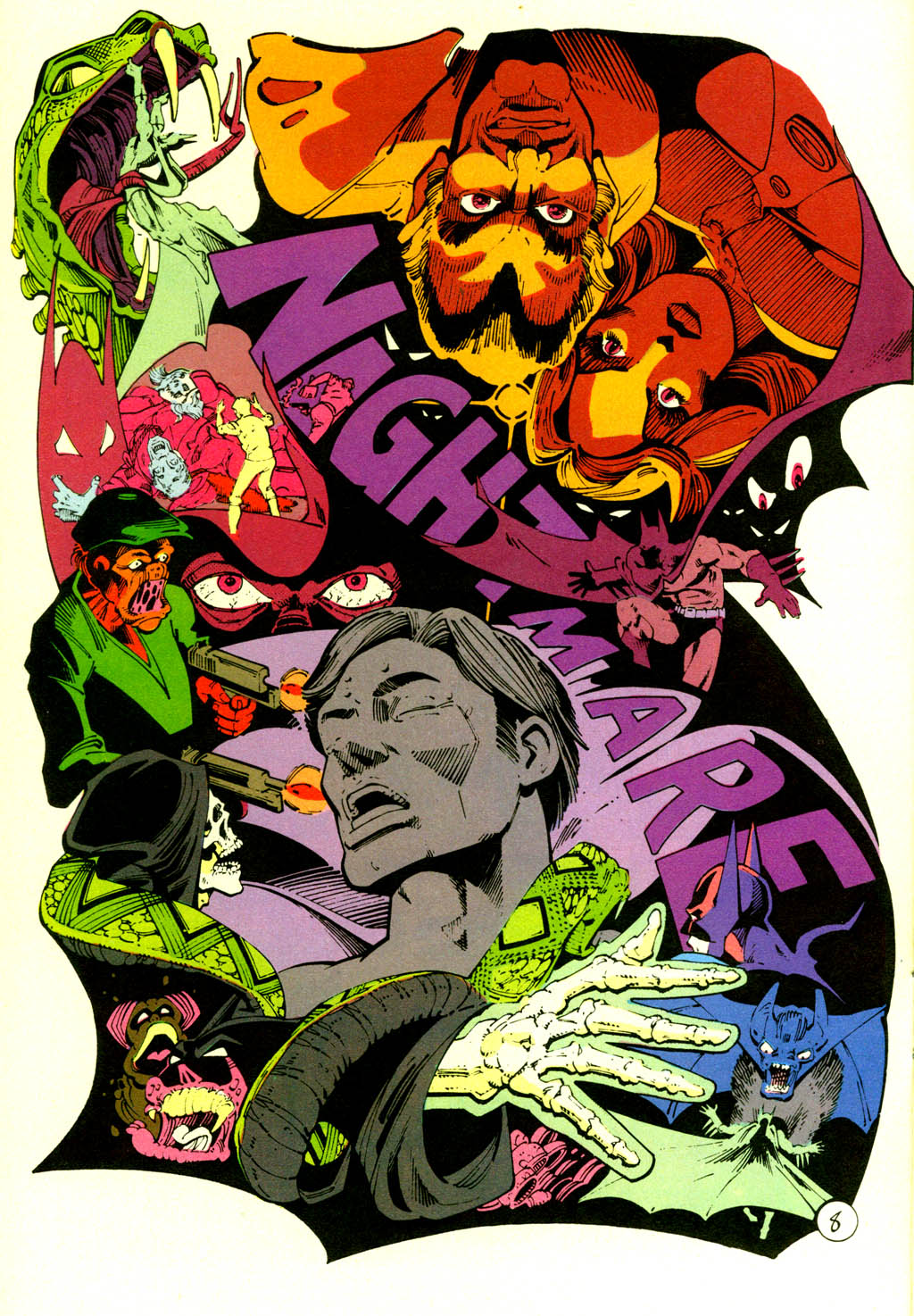 Read online Shadow of the Batman comic -  Issue #2 - 11