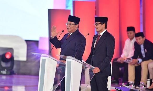 Ternyata Prabowo Tak Sebut Jawa Tengah Lebih Luas Dari Malaysia