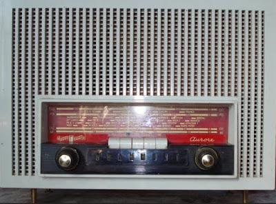 Poste de radio scolaire (collection musée)