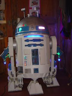 R2D2 star wars tour pc tuning