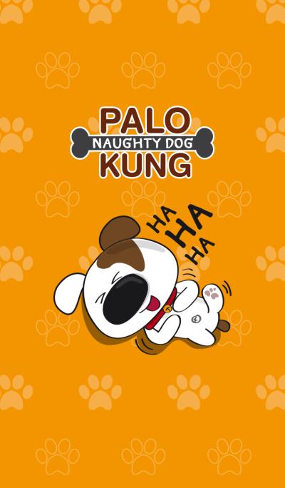Palokung : naughty dog