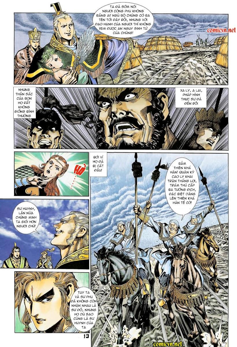 Đại Đường Uy Long chapter 92 trang 13