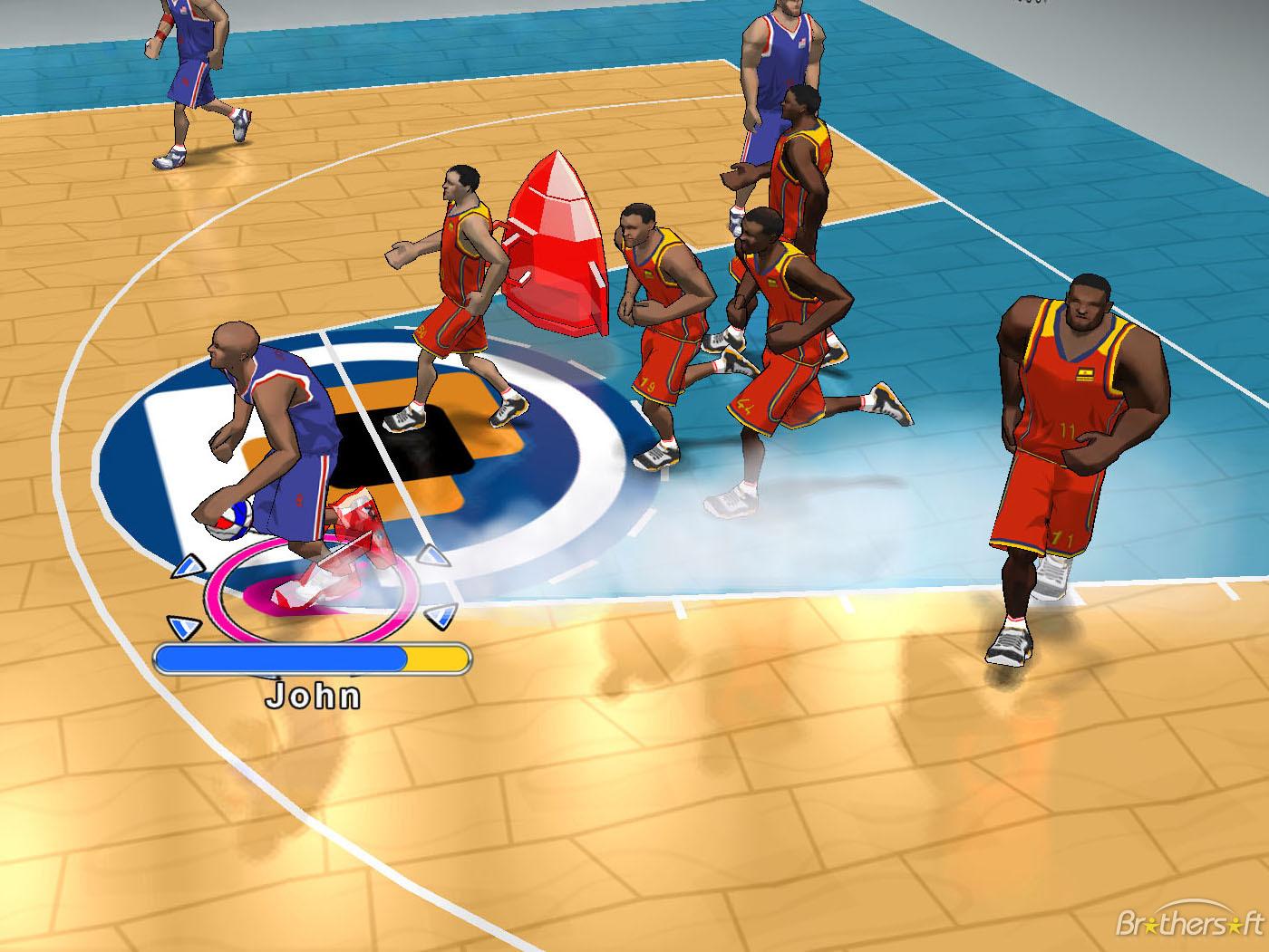 Free Download Incredi Basketball Game (PC Mini) For PC ...