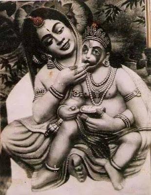 balhanuman-photos-pics-imgs-eating-his-mother