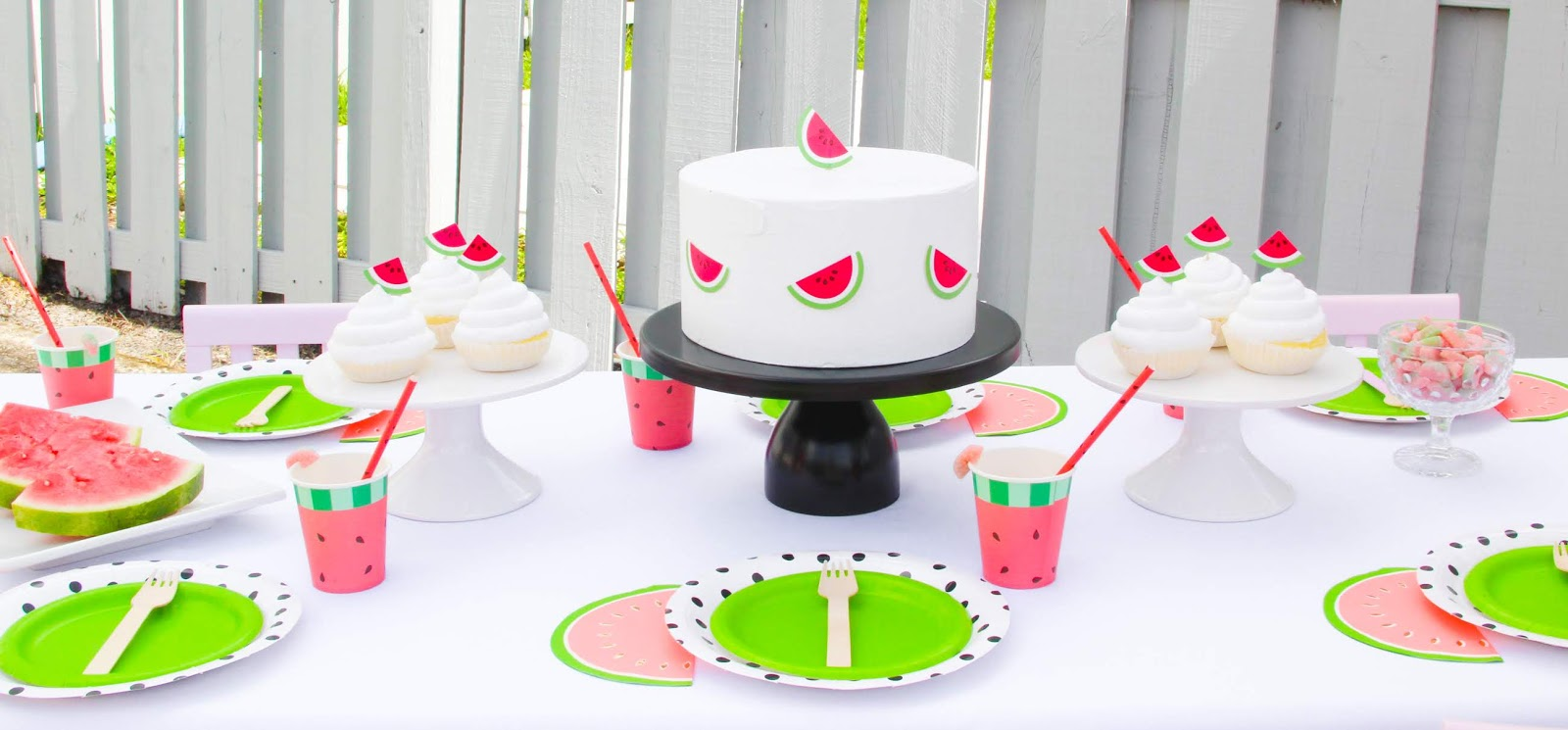 3 Steps to an Easy Summer Birthday Party by The Celebration Stylist
